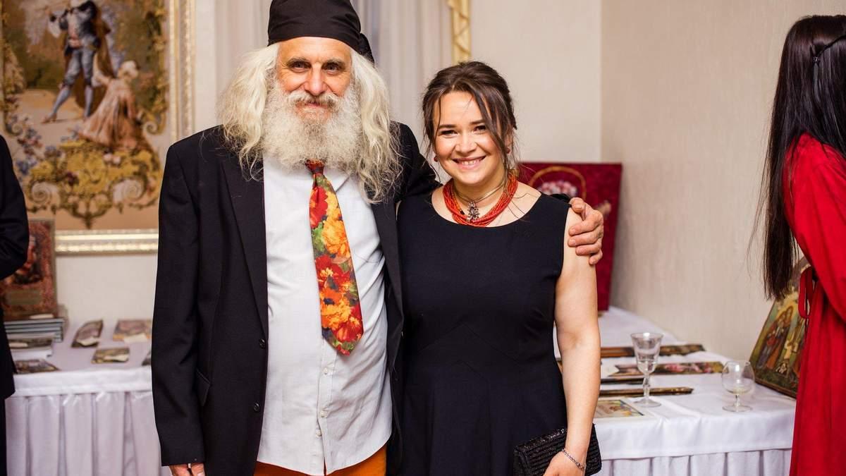 Тетяна Думан з Левком Скопом