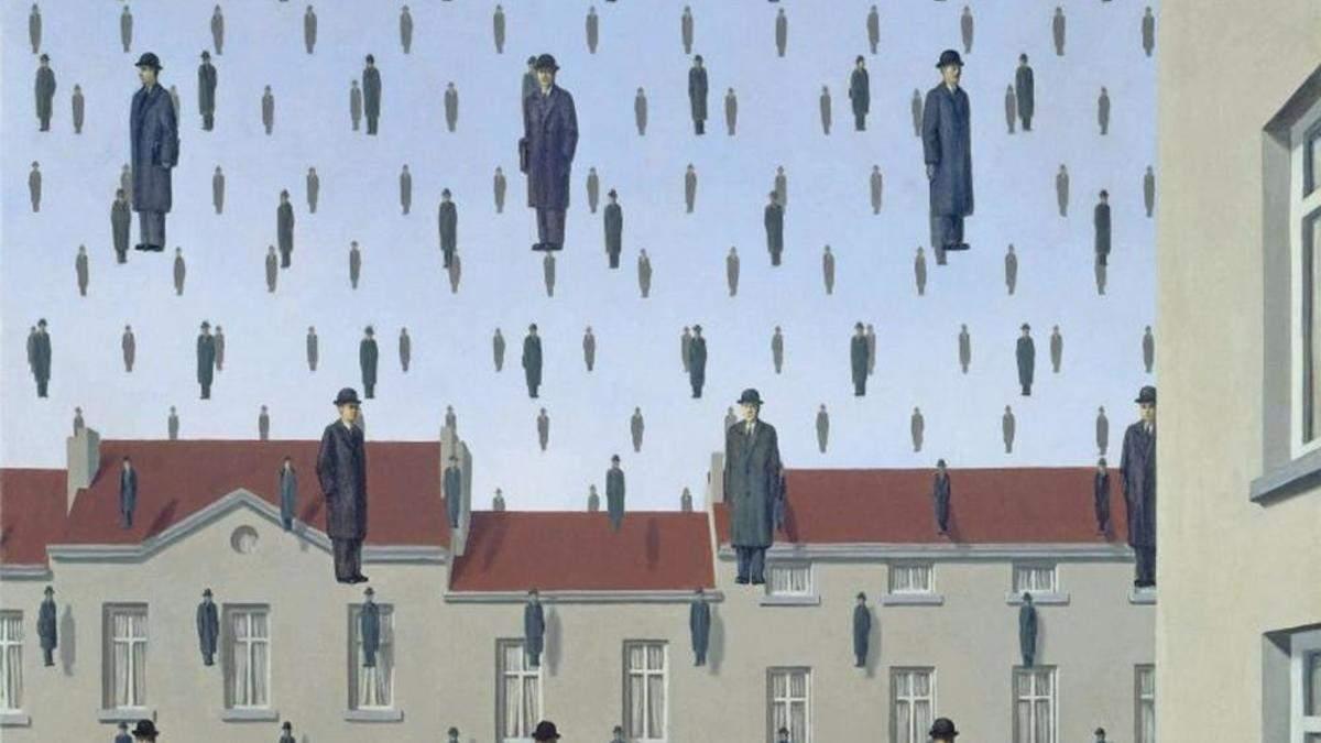Сюрреалізм у картинах Рене Магрітта