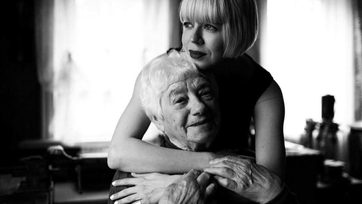 Померла бабуся співачки Onuka