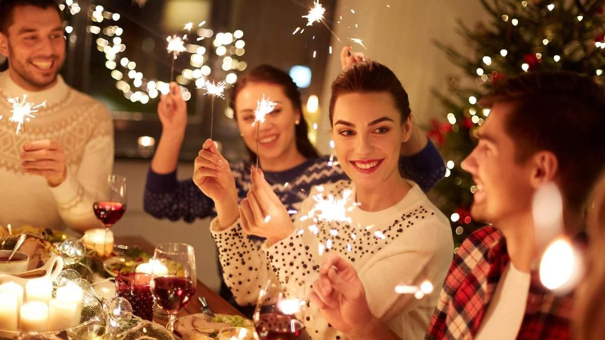Выходные дни в январе 2021 Украина – Новый год и Рождество