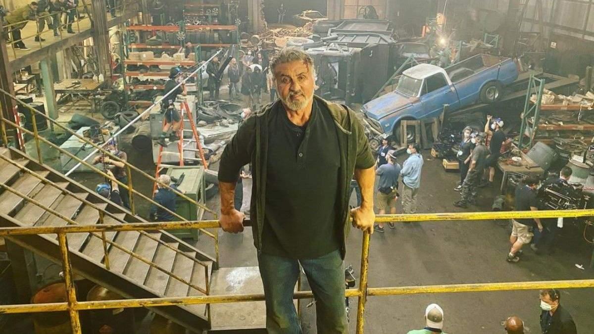 Сильвестр Сталлоне зніметься у фільмі Загін самогубців 2