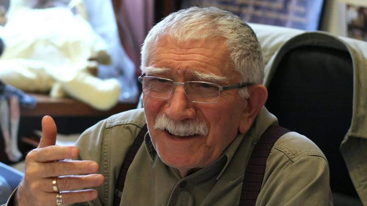 Прощання з Арменом Джигарханяном