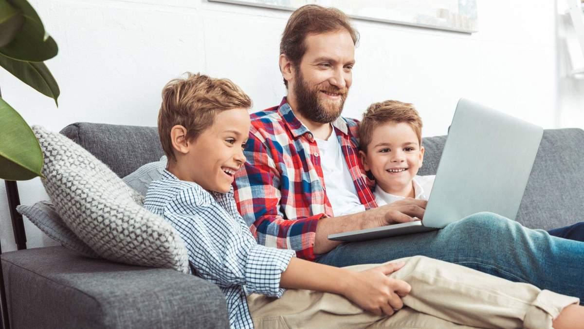 Картинки з Днем синів 2020 – привітання в листівках з Днем синів