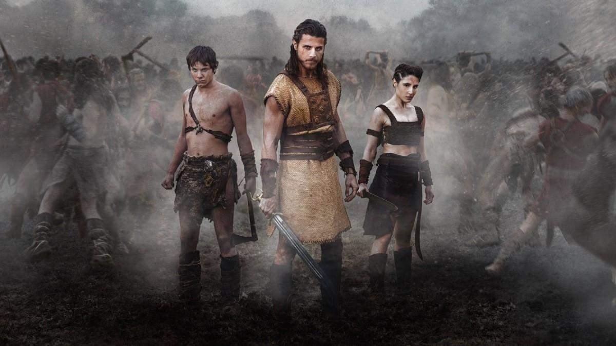 Серіал 2020 – Ромул: графік виходу серій, актори і ролі, огляд