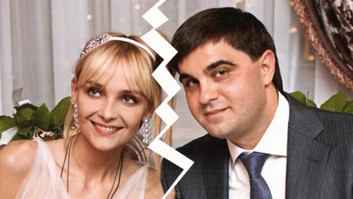 Снежана Онопко и Николай Щур развелись
