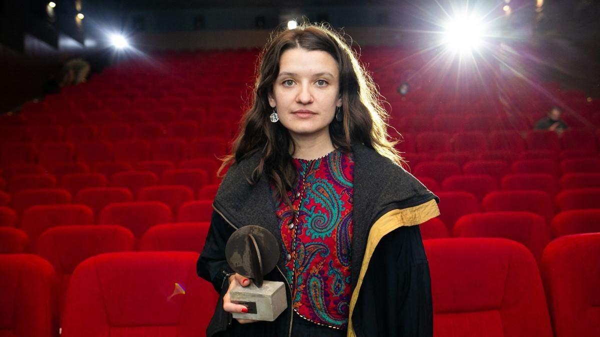Ирина Цилык рассказывает о своем фильме Земля голубая, будто апельсин
