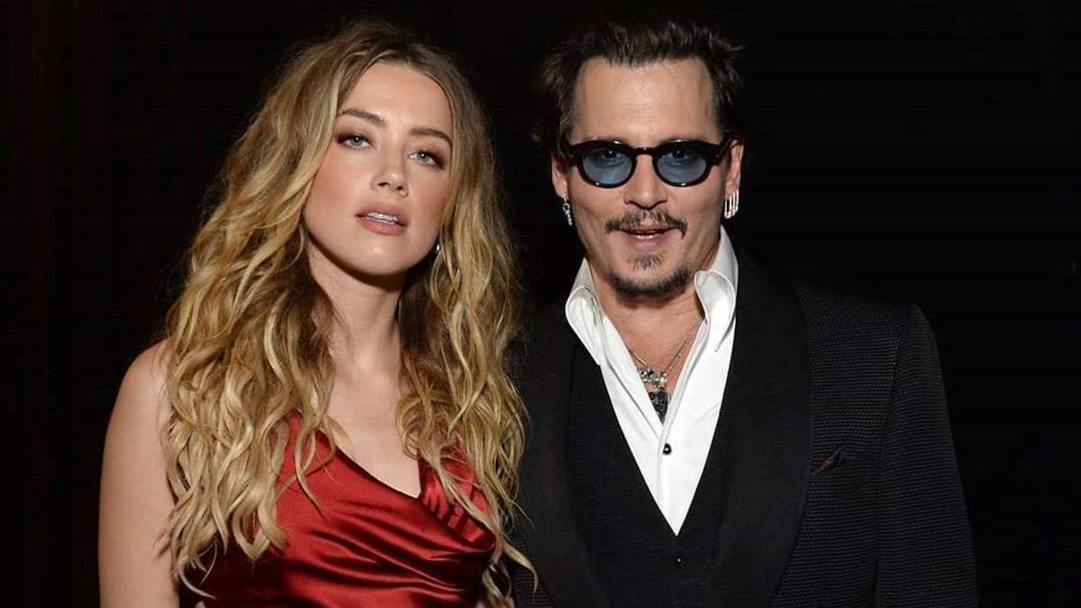 Зраджував з Анджеліною Джолі та Кірою Найтлі: Ембер Герд висунула нові звинувачення Джонні Деппу
