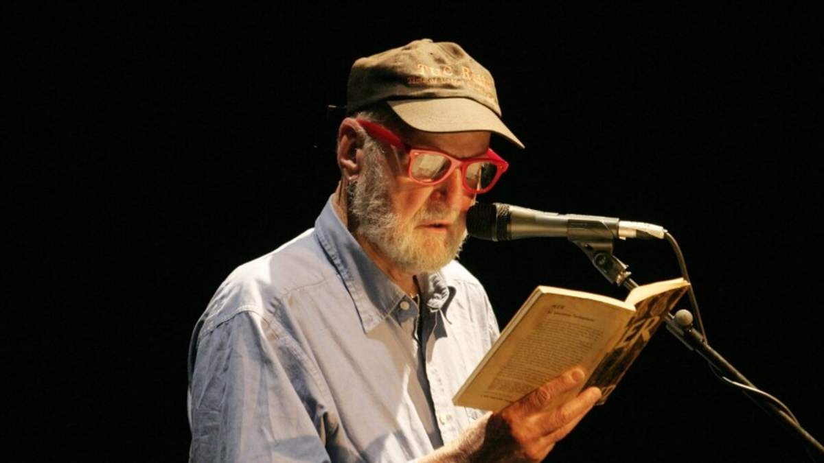 Умер поэт и художник Лоуренс Ферлингетти 22.02.2021
