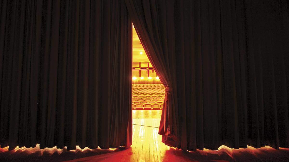 Міжнародний день театру: привітання Ткаченка і концерт у Харкові
