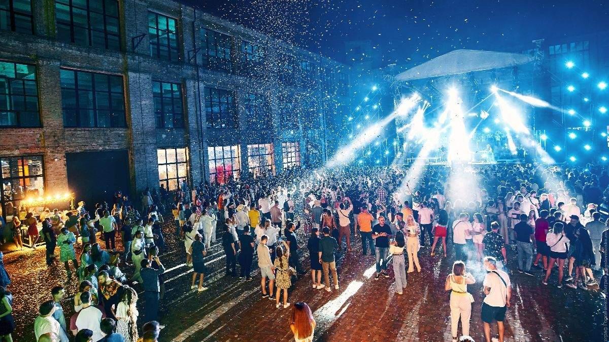8 причин поринути у відрив на White Nights Festival. Africa