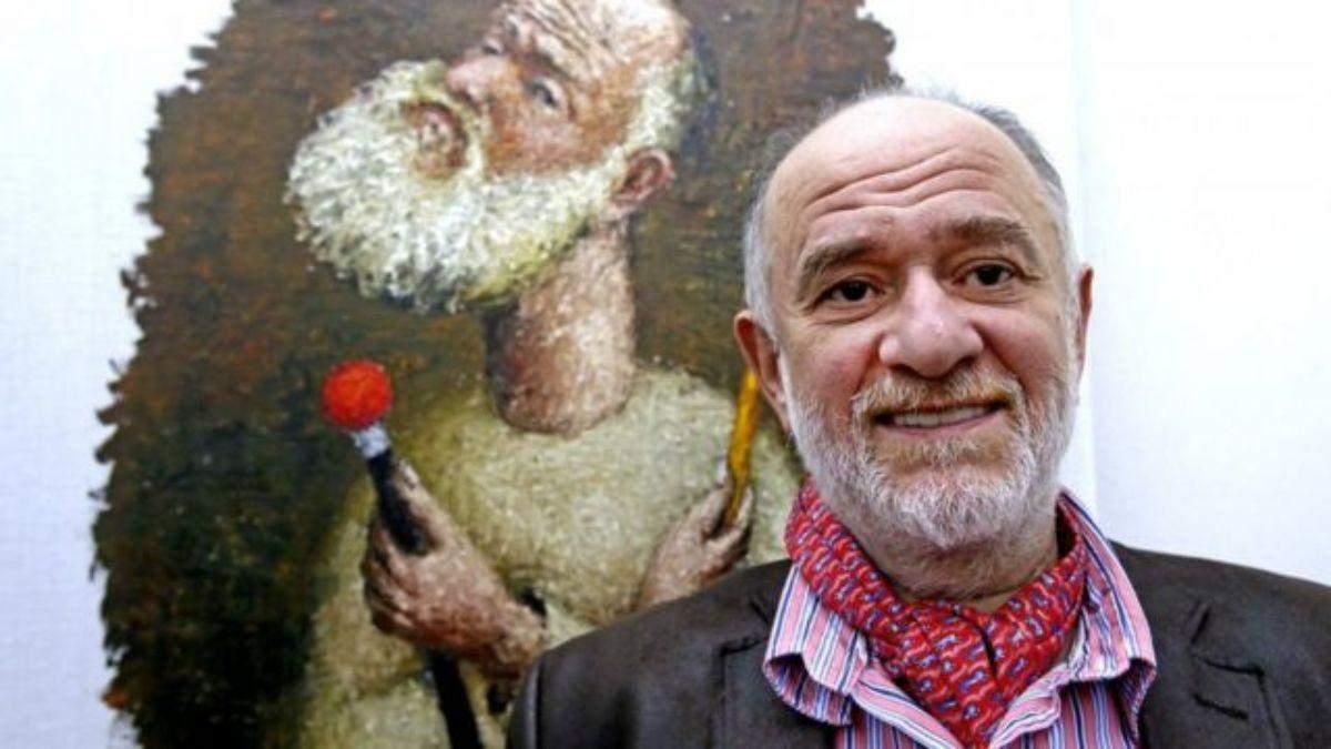Полотна Олександра Ройтбурда, які увійдуть в історію: фото