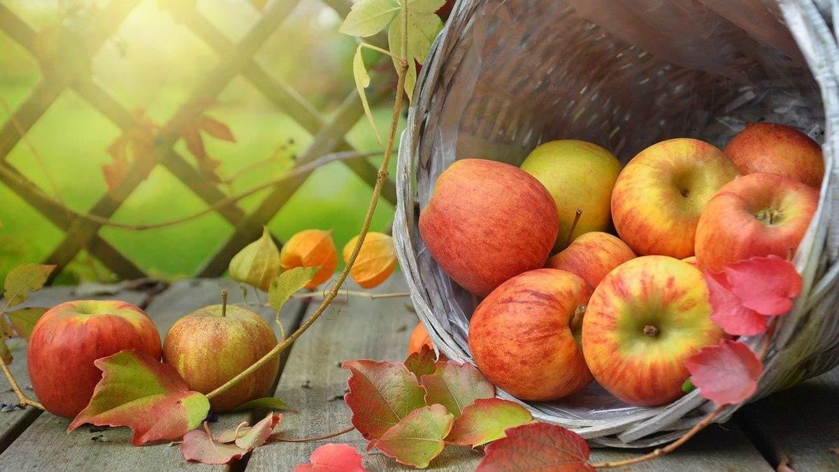 Картинки з Яблучним Спасом 2021: привітання зі святом Преображення Господнього