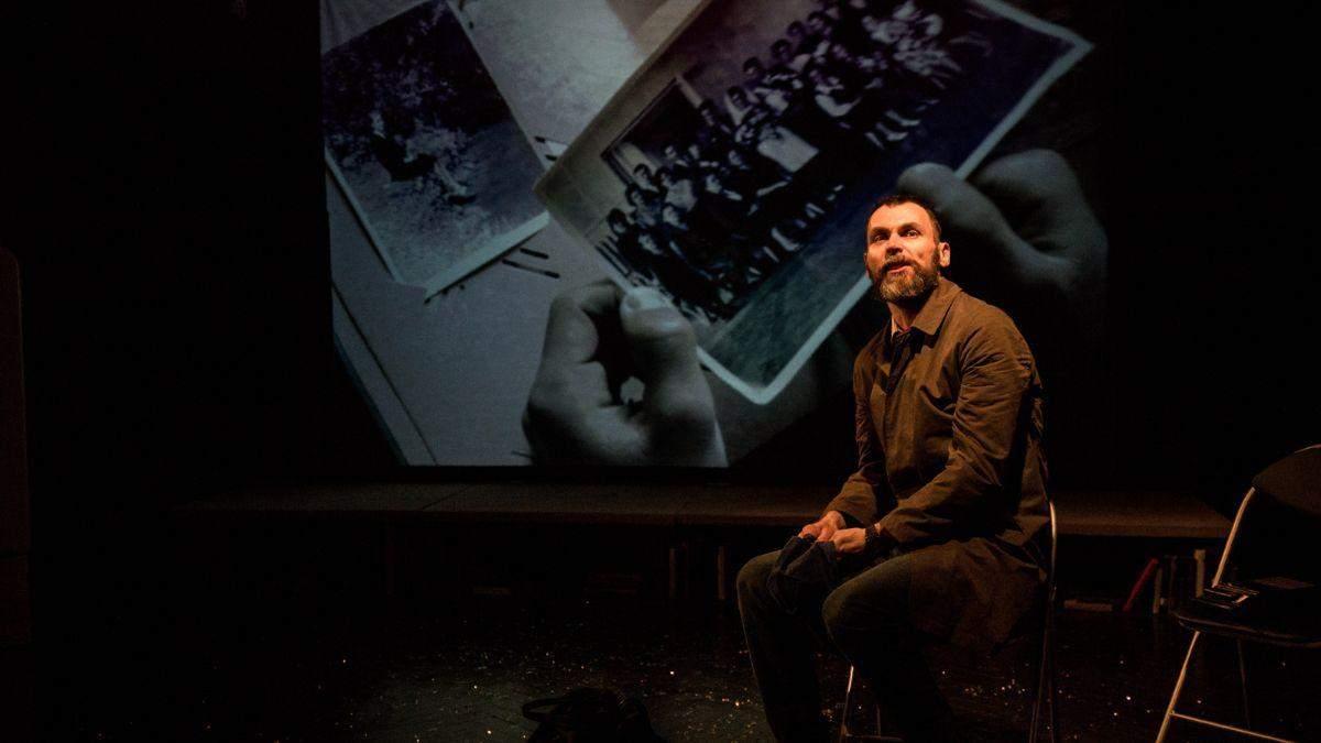 Театр без барьеров: в Киеве делают спектакли для незрячих