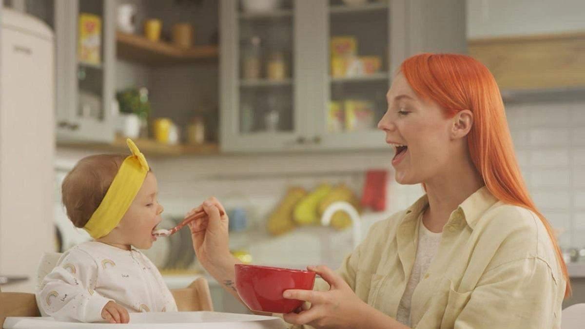 Донька Тарабарової стала героїнею рекламного ролика бренду дитячого харчування - Новини шоу-бізнесу - Lifestyle 24