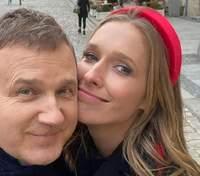Романтична мандрівка Львовом: Катя Осадча та Юрій Горбунов показала яскраві кадри
