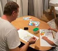 Юрій Горбунов показав, як проводить час з сином