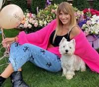 Леся Никитюк очаровала сеть фотографией с домашним любимцем