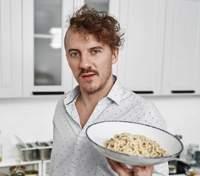 Смачна паста з тунцем за рецептом Євгена Клопотенка