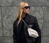 Черный – самый актуальный цвет зимы: универсальные образы, которые понравятся всем