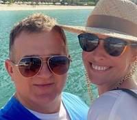 У ніжних обіймах: Юрій Горбунов замилував мережу фото з Катею Осадчою