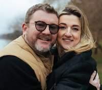 Ресторатор Дмитрий Борисов стал отцом в седьмой раз: первое фото с дочкой