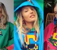 Ельза Госк, Кендіс Сванепул та Барбара Палвін одягнулися для показу Etro у фірмове вбрання