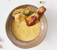 Як приготувати цибулевий суп з куркою: домашній рецепт