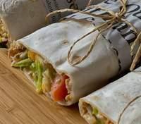 Рецепт диетического ролла с тунцом в лаваше: вкусно и полезно на перекус или завтрак