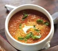 Как приготовить томатный суп: рецепт от Джейми Оливера