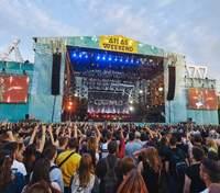 Фестиваль Atlas Weekend перенесли на 2022 год