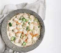 Курячі мітболи у вершковому соусі: домашній рецепт