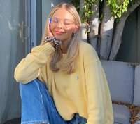 Лимонный – нежный оттенок этой весной: какие вещи советуют приобрести инстаграм-модницы