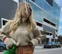 Який образ підійде для прогулянки містом: показує шведська модель Ельза Госк