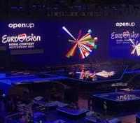 У Роттердамі встановили головну сцену Євробачення-2021: перші фото