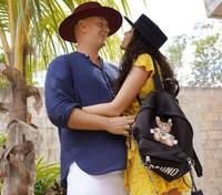 Настя Каменских позировала с Потапом в Мексике: романтические фото четы