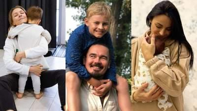 Международный день сыновей: как украинские звезды поздравляют с праздником