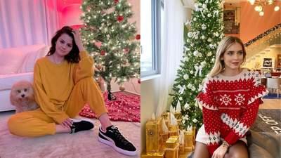 Праздник приближается: какие звезды уже украсили дома к Рождеству – праздничные фото