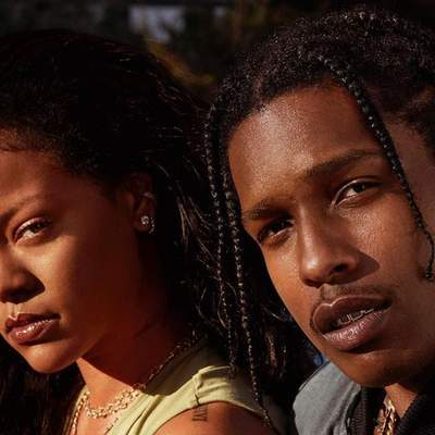 Рианна встречается с рэпером A$AP Rocky, – СМИ