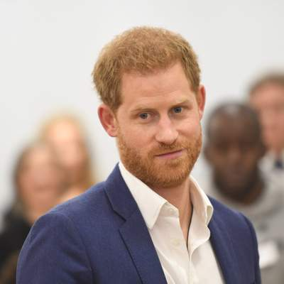 Принца Гарри приняли за продавца елок на ярмарке: курьезная история