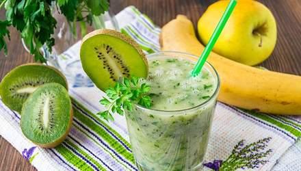 Як приготувати ефективний коктейль для схудення: рецепт