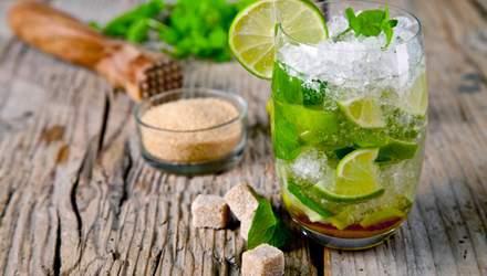 Рецепти алкогольних коктейлів: з віскі, ромом, джином та мартіні