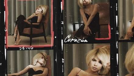 Мишель Андраде превратилась в соблазнительную блондинку в песне Corazón: видео