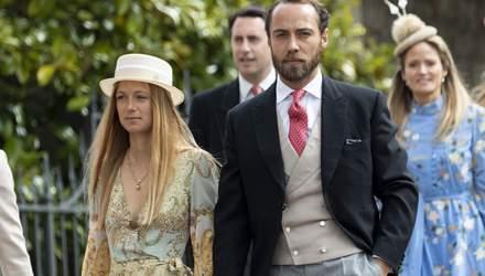 Нова дівчина брата Кейт Міддлтон вперше прийшла на королівський захід: фото