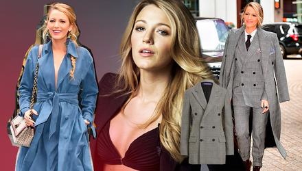 Блейк Лайвлі – 33: найрозкішніші вбрання акторки, які ви захочете повторити