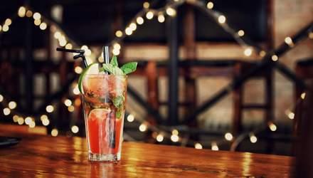 Топ-3 коктейлі для романтичних вечорів: рецепти від бармена