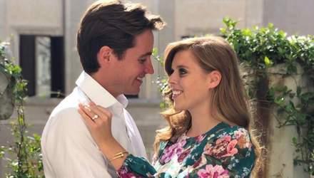 Принцеса Беатріс заручилась: хто став обранцем внучки Єлизавети II