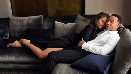 Кріссі Тейген стежила за Джоном Леджендом, щоб переконатися у його сексуальній орієнтації