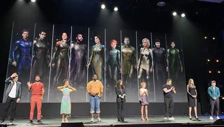 """Фильм """"Вечные"""" от Marvel будет заметно отличаться от других картин, снятых по комиксам"""