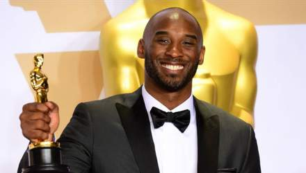 Не лише баскетболіст: Кобі Браянт став лауреатом Оскара у 2018 році