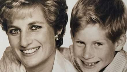 Письмо принцессы Дианы принцам Уильяму и Гарри: эксклюзивные фото